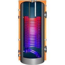 JDW600 Hochleistungswärmepumpenspeicher mit Doppelwendel-Wärmetauscher