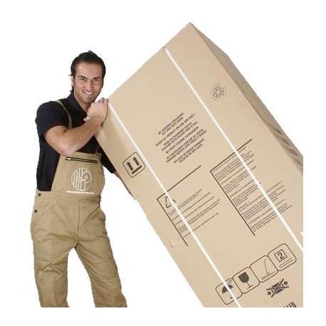 Lieferung frei Verwendungsstelle inklusive Altgerätemitnahme